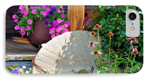 Summer Millstone Phone Case by Jan Amiss Photography