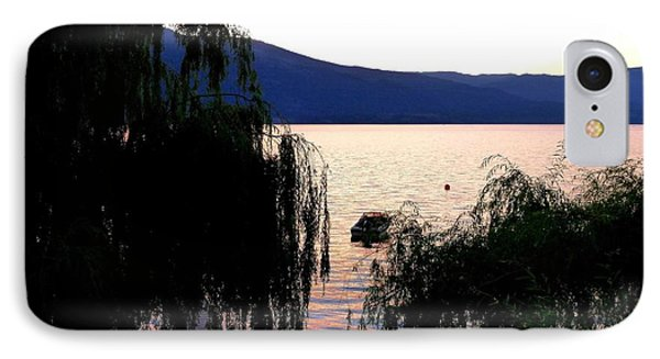 Summer Solitude IPhone Case by Will Borden