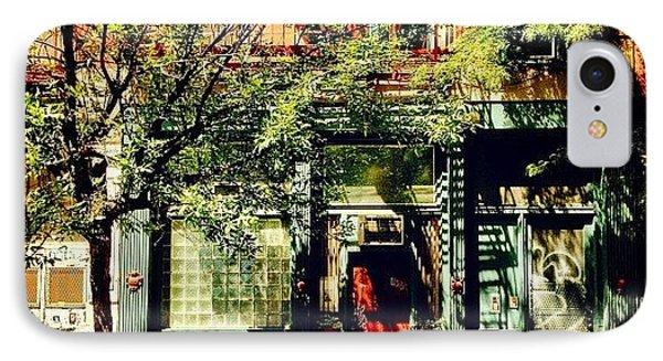 Summer Sun - New York City IPhone Case by Vivienne Gucwa