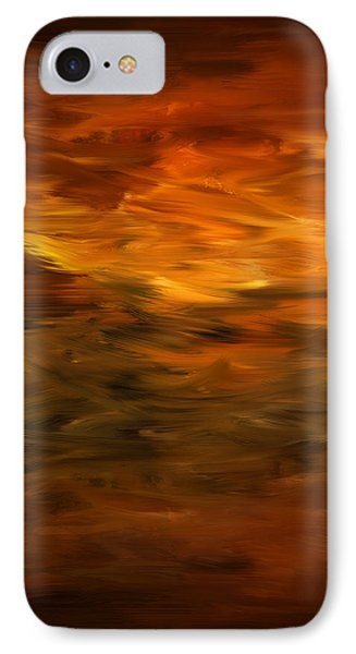 Summer's Hymns IPhone Case by Lourry Legarde