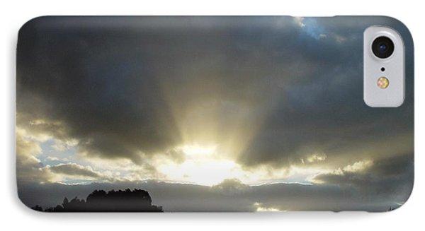 Sun Beams Phone Case by Paul Van Scott
