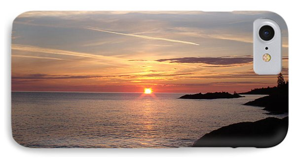IPhone Case featuring the photograph Sun Up On The Up by Bonfire Photography