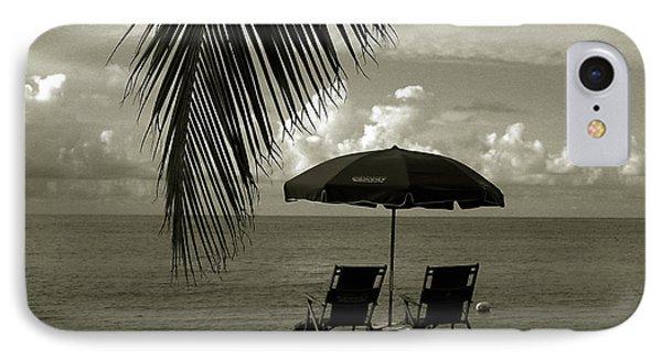 Sunday Morning In Key West Phone Case by Susanne Van Hulst