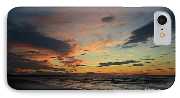 IPhone Case featuring the photograph Sundown  by Barbara McMahon