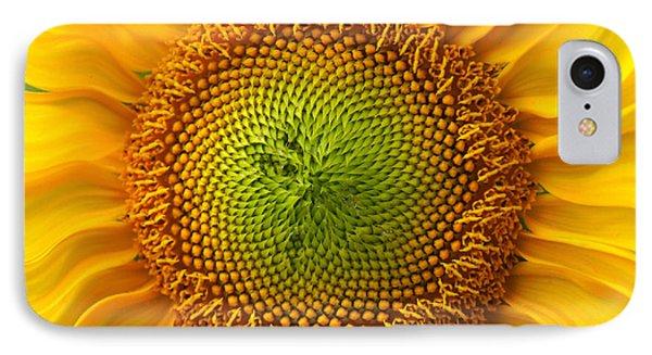 Sunflower Fantasy IPhone Case by Benanne Stiens