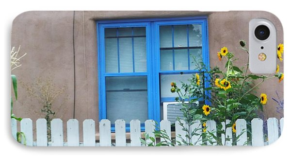 Sunflower Window  Phone Case by Vicki Lomay
