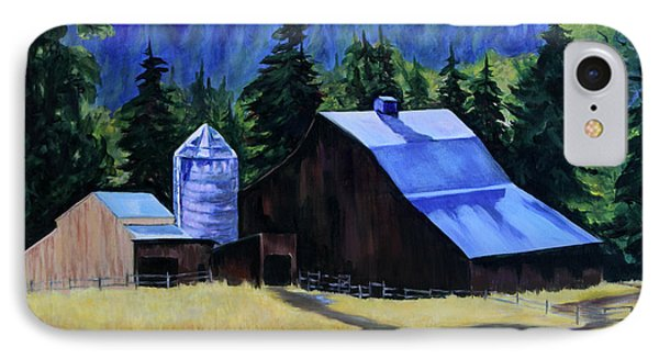 Sunlite Barn IPhone Case