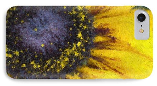 Sunny Yellow Phone Case by Heidi Smith
