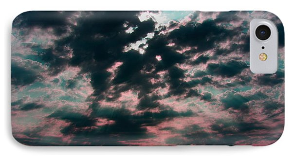 Sunrays IPhone Case by Jerry Bunger