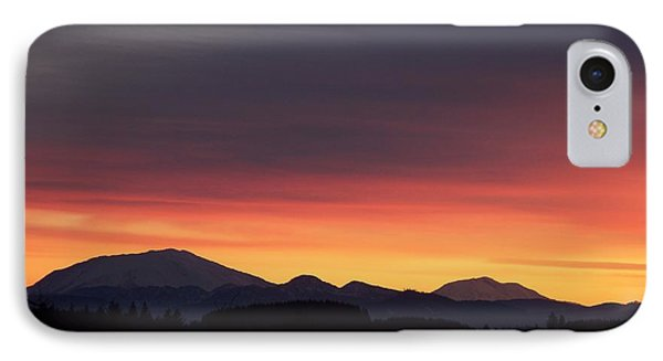 IPhone Case featuring the photograph Sunrise 3 by Chalet Roome-Rigdon