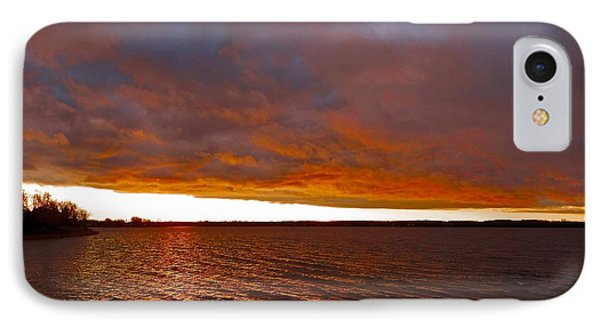 Sunrise At Ile-bizard ...  Phone Case by Juergen Weiss