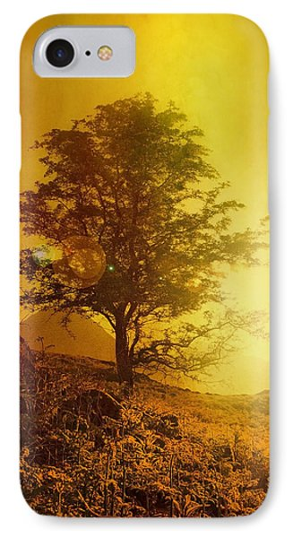 Sunrise Flare Phone Case by Svetlana Sewell