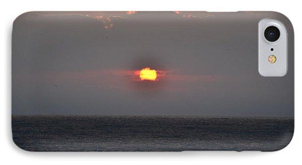Sunrise In Melbourne Fla IPhone Case by Randy J Heath