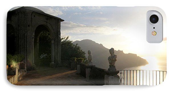 Sunrise In Ravello IPhone Case by Tanya  Searcy