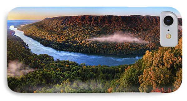 Sunrise In The Gorge Phone Case by Steven Llorca