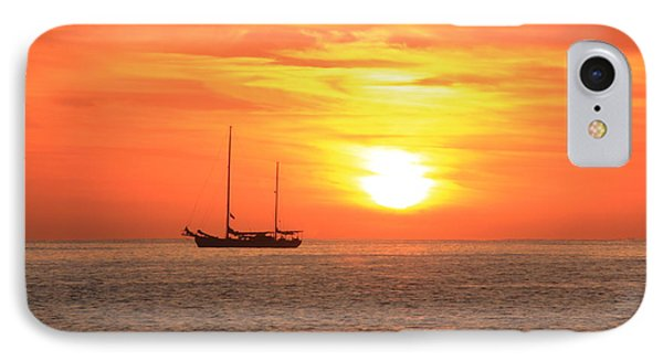 Sunrise On The Sea Of Cortez Phone Case by Roupen  Baker