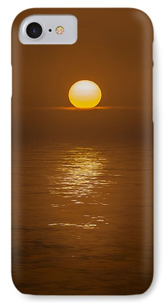 Sunset At Hoopers Point Phone Case by Andy Astbury