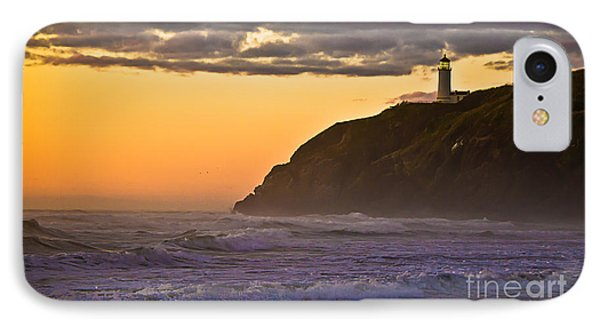 Sunset At North Head II IPhone Case by Robert Bales
