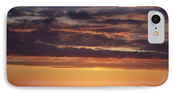 Sunset At Surfside 4 IPhone Case by Peter Mooyman