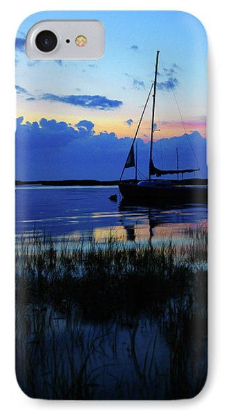 Sunset Calm IPhone Case by Rick Berk