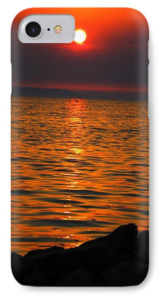 IPhone Case featuring the photograph Sunset by Colette V Hera  Guggenheim