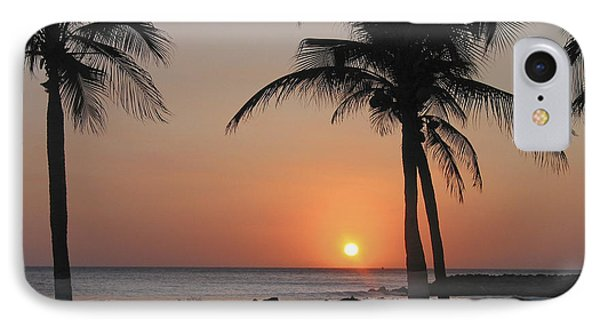 IPhone Case featuring the photograph Sunset by David Gleeson