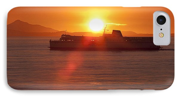 IPhone Case featuring the photograph Sunset by Eunice Gibb
