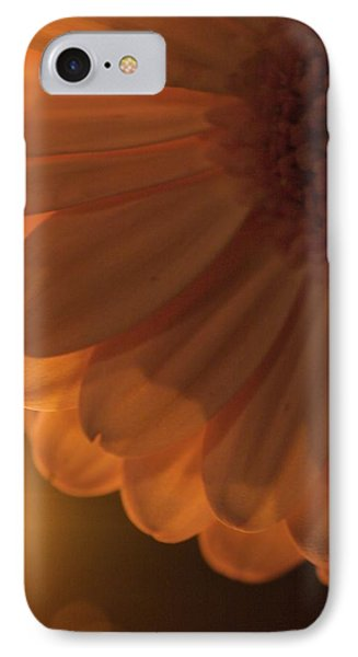 Sunset Flower IPhone Case by JM Photography