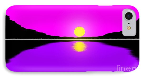 Sunset Phone Case by George Pedro
