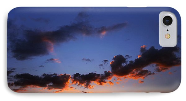Sunset In Ithaca New York Phone Case by Paul Ge