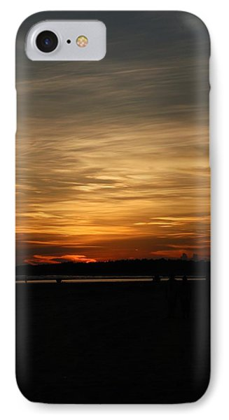 IPhone Case featuring the photograph Sunset In Pastels by Fotosas Photography