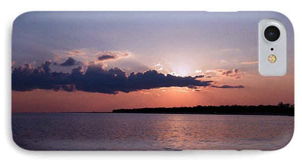 IPhone Case featuring the photograph Sunset In The Pass by Brian Wright