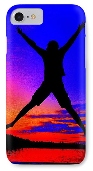 IPhone Case featuring the photograph Sunset Jubilation by Patrick Witz