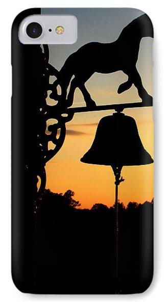 Sunset IPhone Case by Karen Harrison