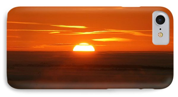 Sunset Phone Case by Laurent Laveder