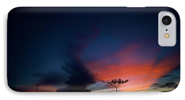 Sunset Leeward Oahu IPhone Case by Mark Gilman