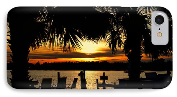 Sunset Memories Phone Case by Benanne Stiens