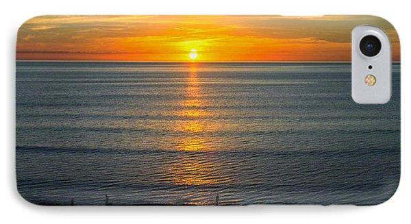 Sunset - Moana Beach - South Australia IPhone Case by Jocelyn Kahawai
