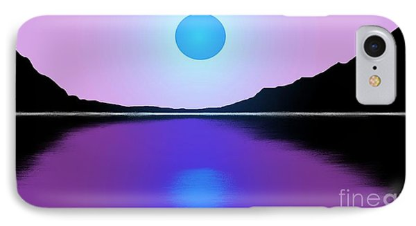 Sunset No. 4 Phone Case by George Pedro