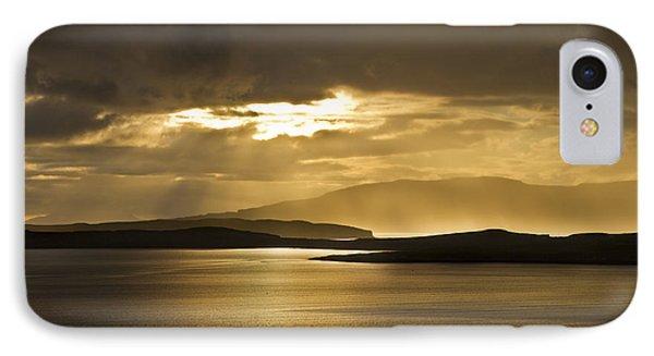 Sunset On Skye IPhone Case