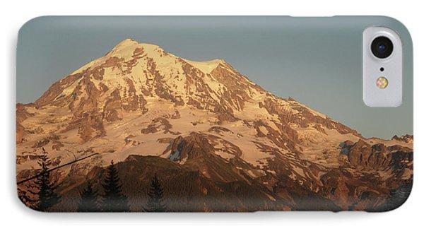 Sunset On The Mountain IPhone Case