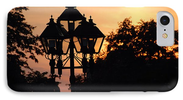 IPhone Case featuring the photograph Sunset Place Vouquelin by John Schneider