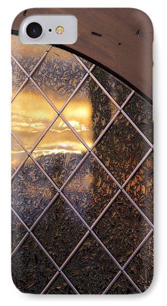 Sunset Projection Phone Case by Viktor Savchenko