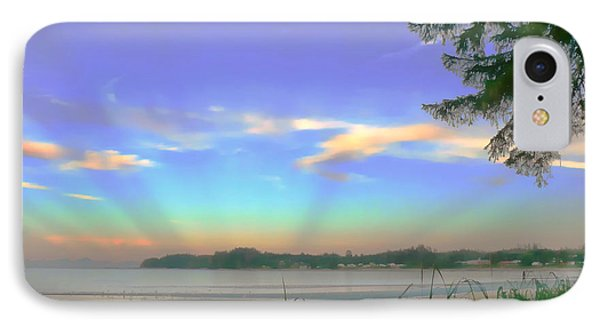 Sunset Rays IPhone Case