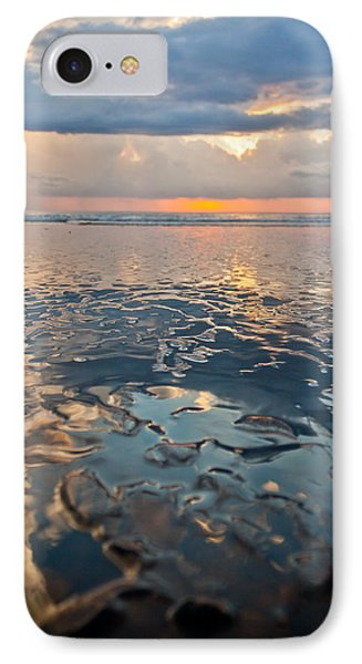Sunset Reflection IPhone Case by Anthony Doudt