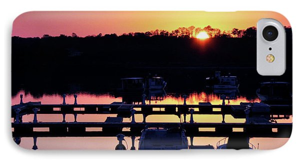 Sunset Sky IPhone Case by Joanne Brown