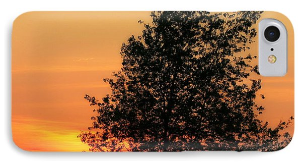 Sunset Square IPhone Case by Angela Rath
