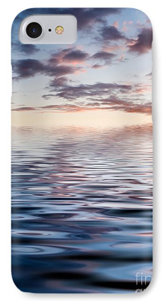 Sunset With Reflection Phone Case by Kati Molin