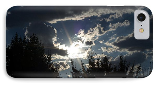 Sunshine Always Returns IPhone Case