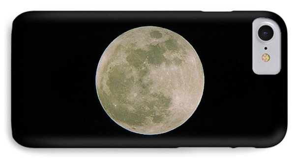 IPhone Case featuring the photograph Super Moon May 5  2012 by Brian Wright